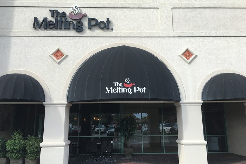 Image of The Melting Pot